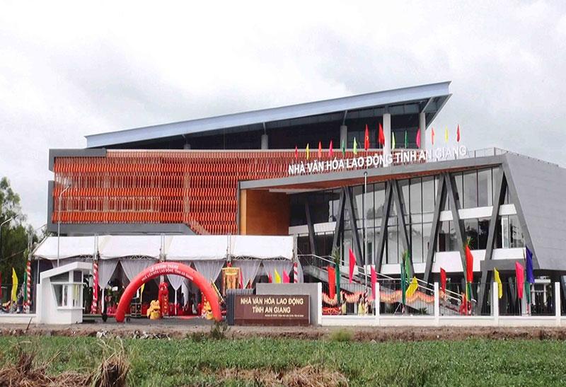 Dấu ấn những công trình, phần việc chào mừng Đại hội Đảng bộ tỉnh An Giang -0