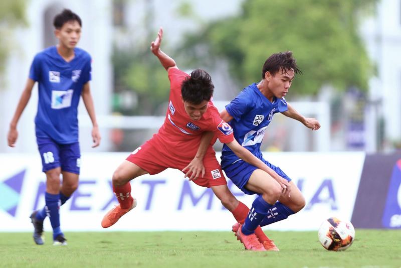 Vòng chung kết U17 Quốc gia bước vào bán kết -0
