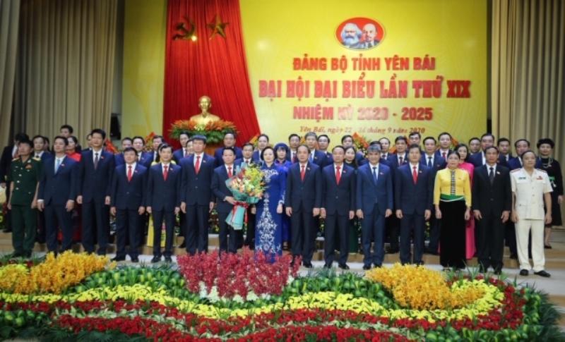 Đồng chí Đỗ Đức Duy được bầu giữ chức Bí thư Tỉnh ủy Yên Bái -0