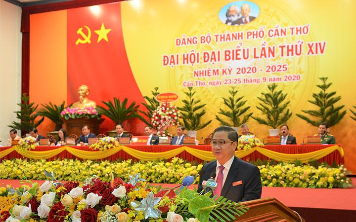 Chủ tịch Quốc hội Nguyễn Thị Kim Ngân: Xây dựng TP Cần Thơ xứng tầm đô thị trung tâm vùng đồng bằng sông Cửu Long -0
