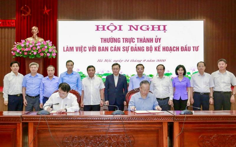 Hà Nội kiến nghị Trung ương hỗ trợ vốn cho nhiều dự án quan trọng -0