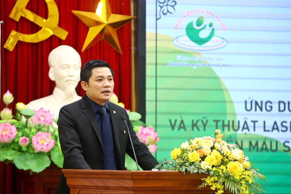 """PGS, TS Nguyễn Duy Ánh: """"Giờ đây, thai nhi cũng là bệnh nhân"""" -0"""