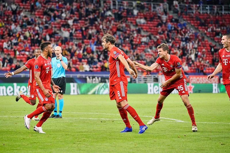 Thắng kịch tính hiệp phụ, Bayern giành Siêu cúp châu Âu -0