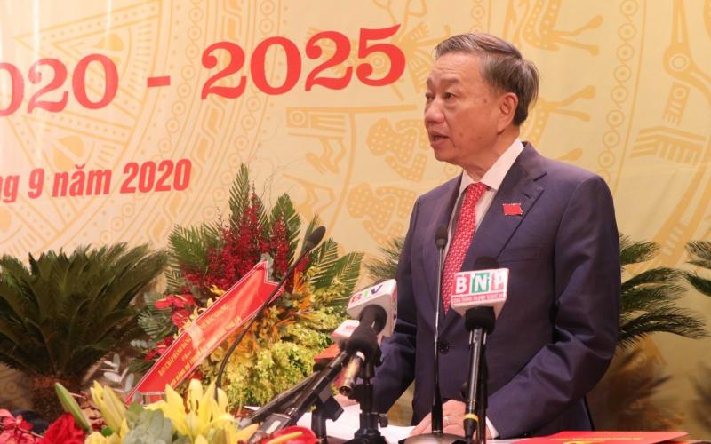 Đẩy mạnh đổi mới sáng tạo, xây dựng tỉnh Bắc Ninh phát triển bền vững -0