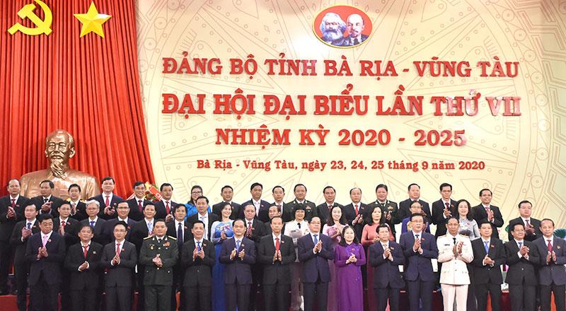 Đồng chí Phạm Viết Thanh được bầu giữ chức Bí thư Tỉnh ủy Bà Rịa - Vũng Tàu -0