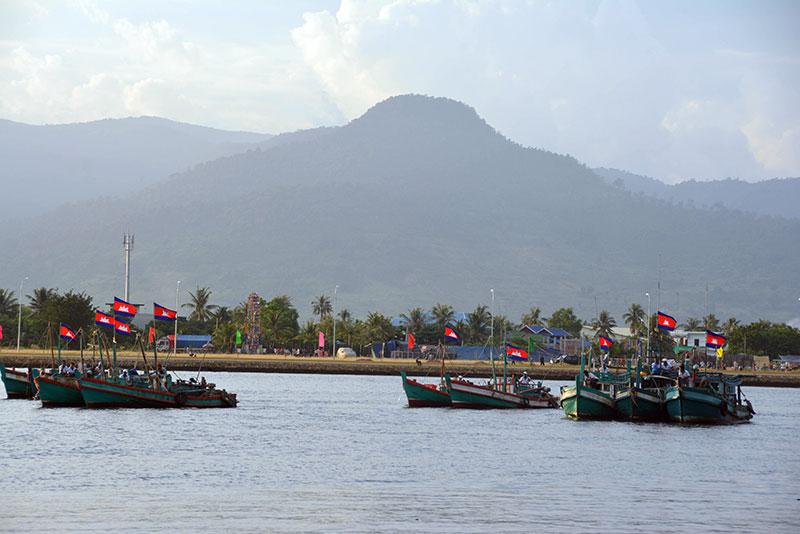 Campuchia hoãn tổ chức Lễ hội Biển 2020 để phòng dịch Covid-19 -0