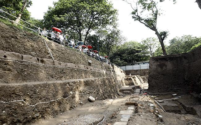 Hành trình tìm hình mẫu bảo tồn di sản khảo cổ -0