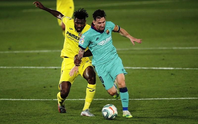 Phép thử mới ở Barcelona -0
