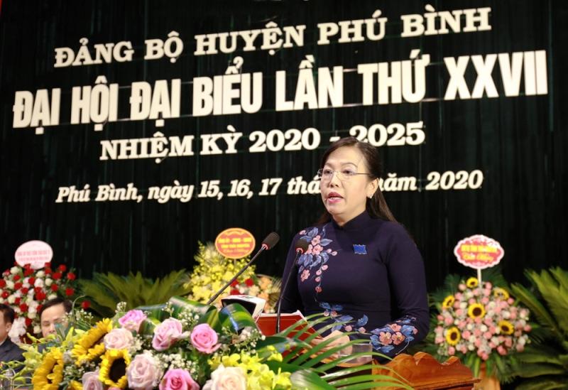 Động lực mới ở Thái Nguyên -0