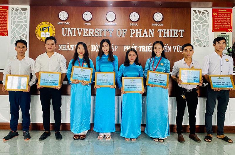 Đầu tư có trách nhiệm tại tỉnh Bình Thuận – Tập đoàn Novaland đồng hành cùng giáo dục và đào tạo nguồn nhân lực -0