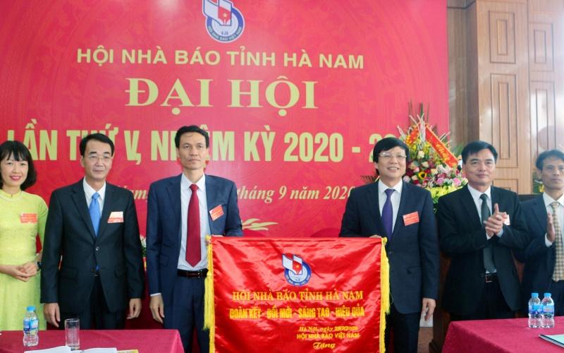 Đại hội Hội Nhà báo tỉnh Hà Nam lần thứ V