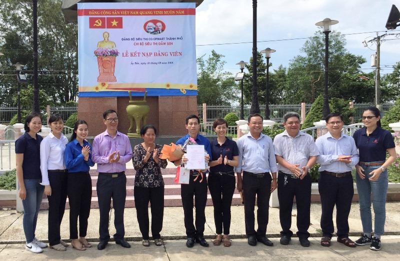 Chuẩn y Ban Chấp hành Đảng bộ Saigon Co.op -0