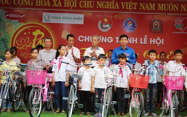 Tổ chức Trung thu trẻ em miền núi Thanh Hóa -0