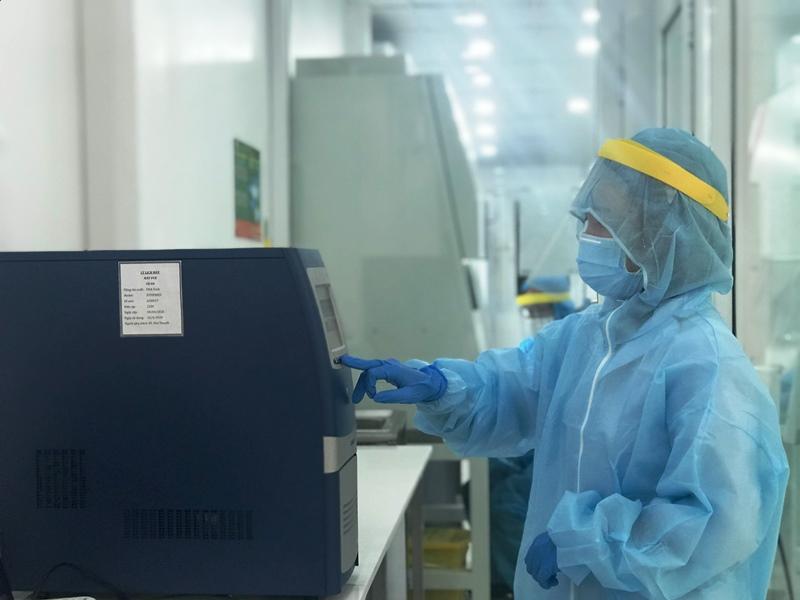 Đà Nẵng: Tập huấn an toàn sinh học trong phòng xét nghiệm -0
