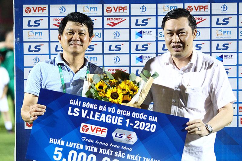 Sài Gòn FC tạo cú hích mới cho những đội bóng không ngôi sao -0