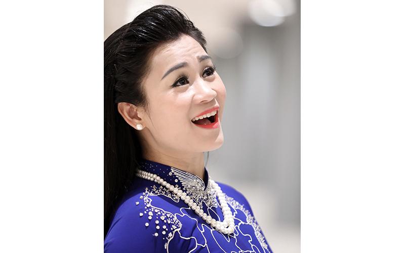 Nghệ sĩ Ðào Tố Loan: Với opera, tôi chỉ có một trái tim -0