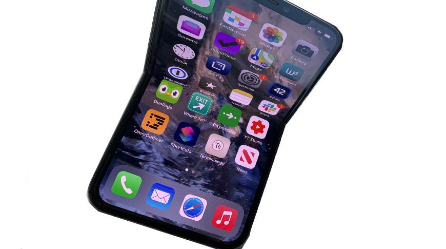 Apple đăng ký sáng chế màn hình tự phục hồi vết nứt vỡ -0