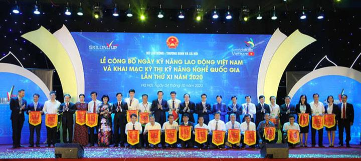 Khai mạc Kỳ thi kỹ năng nghề quốc gia 2020 -0