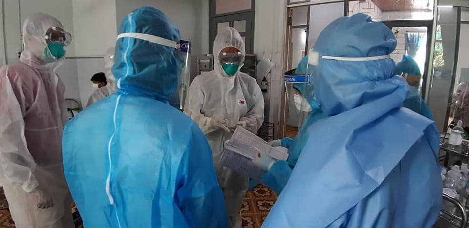 Ghi nhận một ca nhiễm Covid-19 nhập cảnh - Báo Nhân Dân
