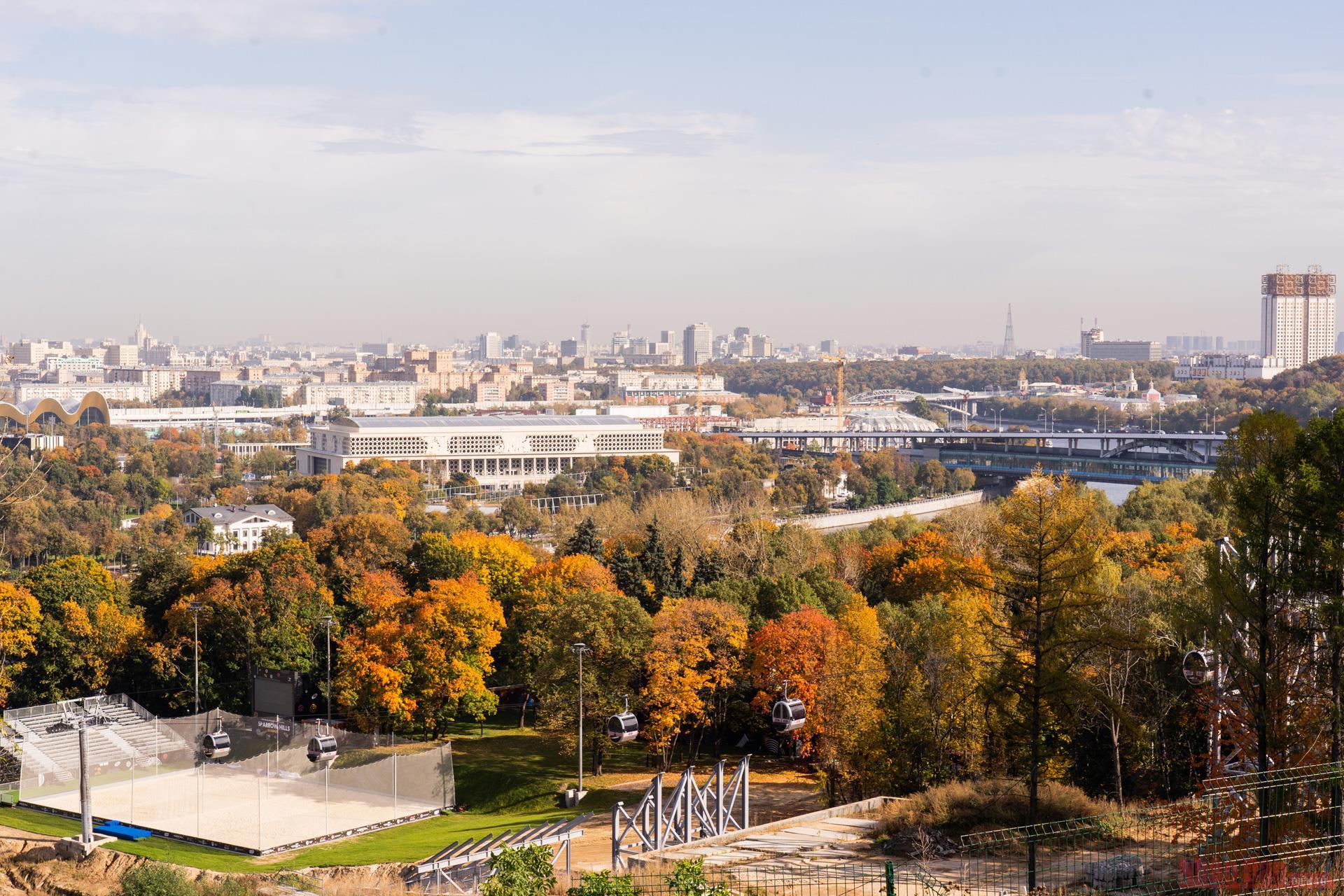Say đắm mùa thu vàng nước Nga -0
