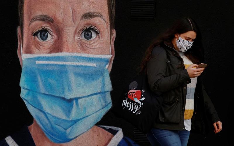 Mỹ ghi nhận gần 8 triệu ca bệnh Covid-19, châu Âu đối mặt làn sóng lây nhiễm thứ 2 -0