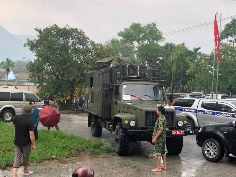 Khẩn cấp tìm hàng chục người mất tích do lở núi ở Thủy điện Rào Trăng 3 -0