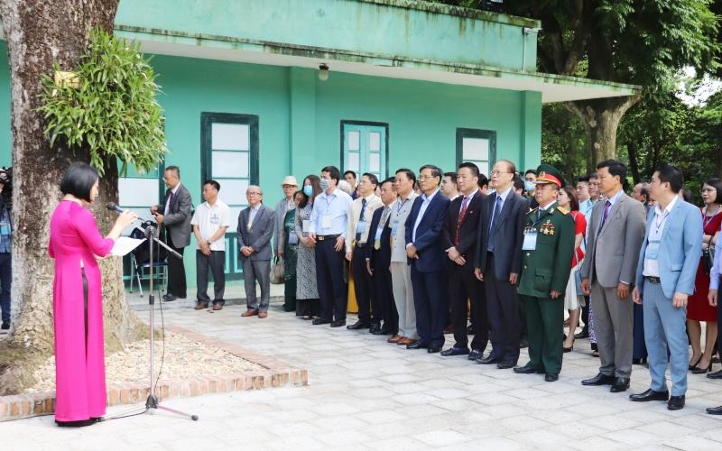 Kỷ niệm 75 năm Ngày Chủ tịch Hồ Chí Minh gửi thư cho giới Công thương -0