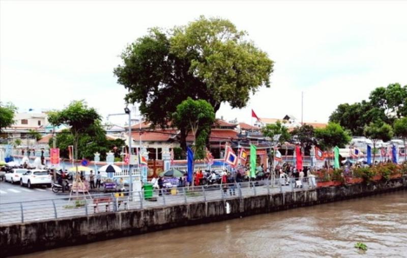 Lễ hội Anh hùng dân tộc Nguyễn Trung Trực ở Kiên Giang -0