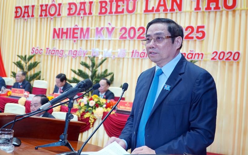 Đại hội đại biểu Đảng bộ tỉnh Sóc Trăng khai mạc -0