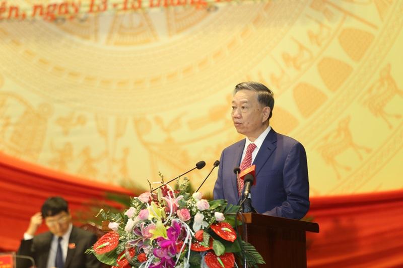 Khai mạc Đại hội Đảng bộ tỉnh Điện Biên lần thứ 14 -0