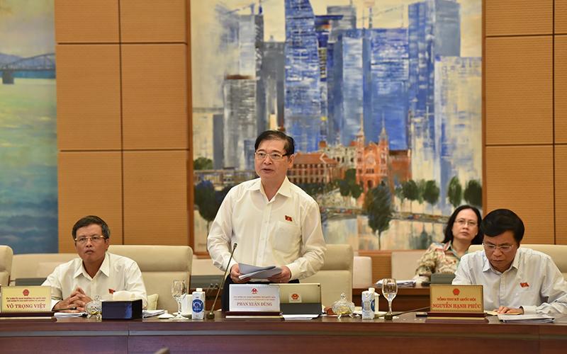 Chủ tịch Quốc hội Nguyễn Thị Kim Ngân: Nếu chỉ có 1 giấy phép thay cho 7 loại giấy phép thì doanh nghiệp mừng -1