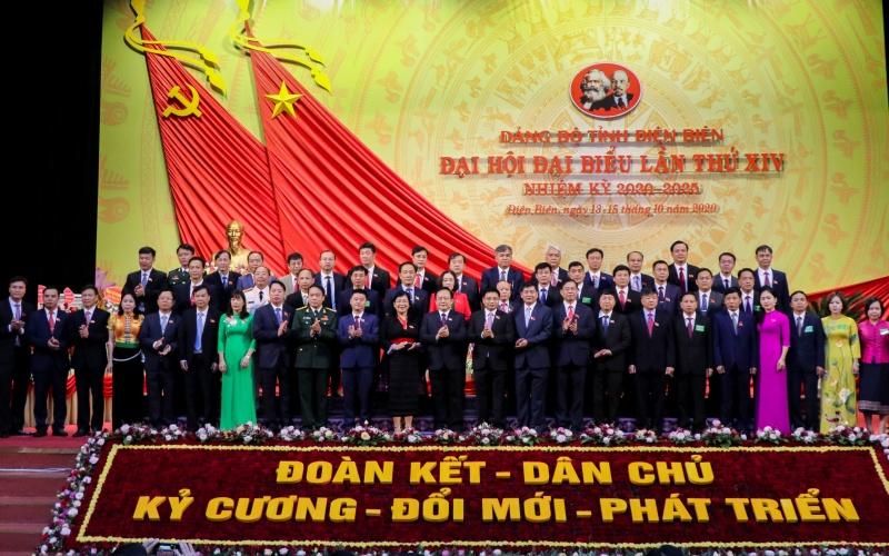 Đồng chí Nguyễn Văn Thắng được bầu giữ chức Bí thư Tỉnh ủy Điện Biên -0