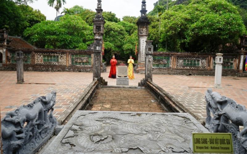 Phát huy sản phẩm riêng, bản địa thúc đẩy du lịch ở Ninh Bình -0