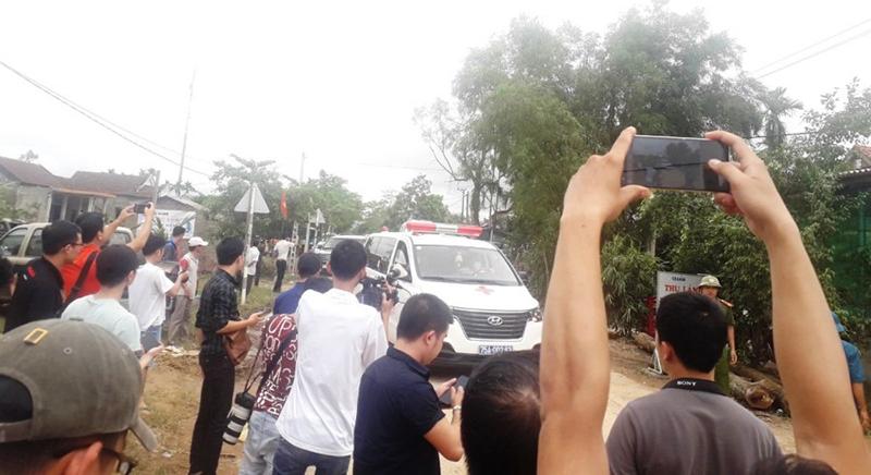 Đã tìm thấy 13 thi thể cán bộ trong Đoàn công tác gặp nạn -0