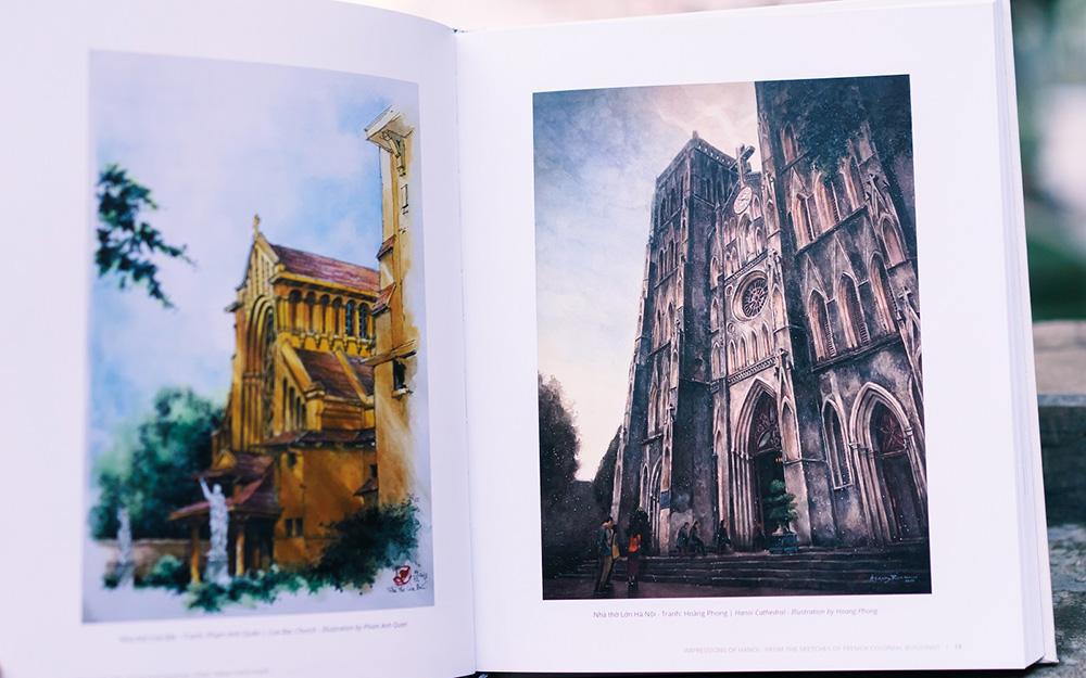 Tái hiện Hà Nội đầu thế kỷ 20 qua cuốn sách về kiến trúc Pháp -0