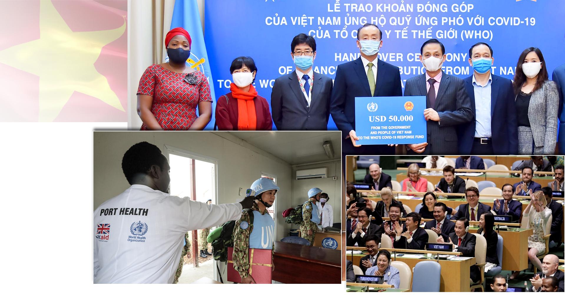75 năm xây dựng Liên hợp quốc vì hòa bình, hợp tác và phát triển -0
