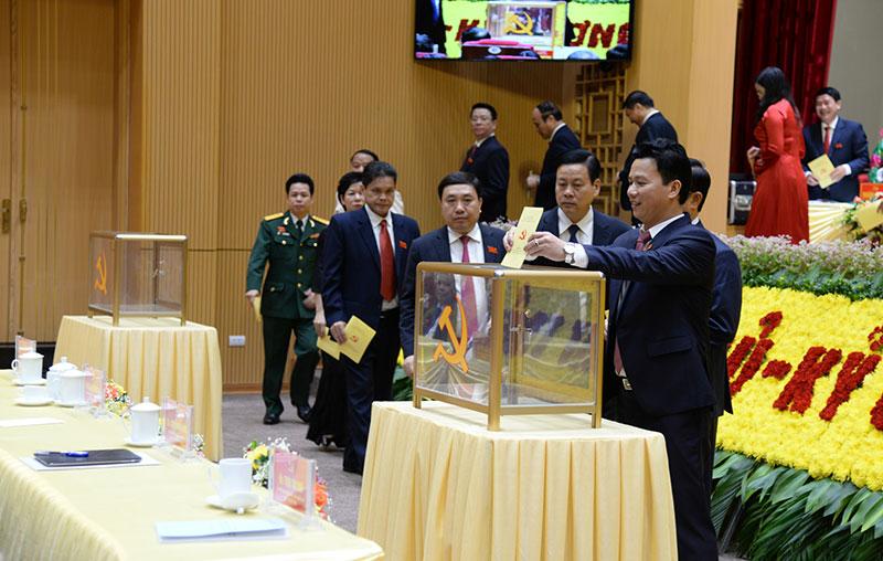 Hà Giang khai mạc Đại hội Đại biểu Đảng bộ lần thứ 17 -0