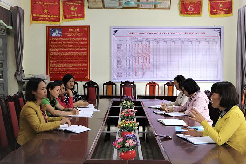 Các trường vùng cao Lai Châu gặp nhiều khó khăn khi triển khai bộ sách giáo khoa mới -0