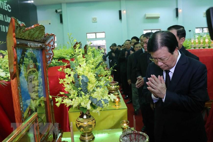 Lễ tang 13 đồng chí hy sinh ở khu vực Thủy điện Rào Trăng 3 -0