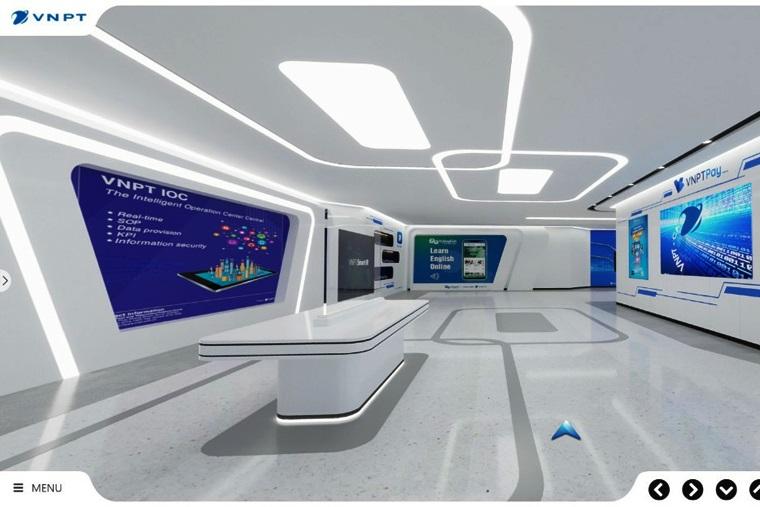 Trải nghiệm các dịch vụ bằng công nghệ tại ITU Digital World 2020 -0