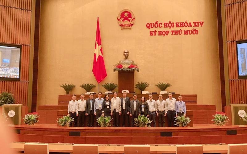 VNPT tiếp tục được lựa chọn là đơn vị triển khai các giải pháp phục vụ họp trực tuyến kỳ họp thứ 10 Quốc hội khóa XIV -0