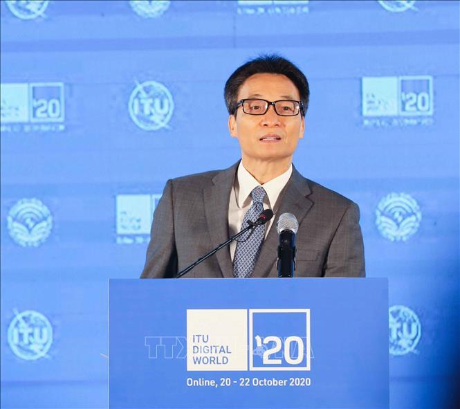 Khai mạc ITU Digital World 2020: Toàn cầu cùng xây dựng thế giới số -0