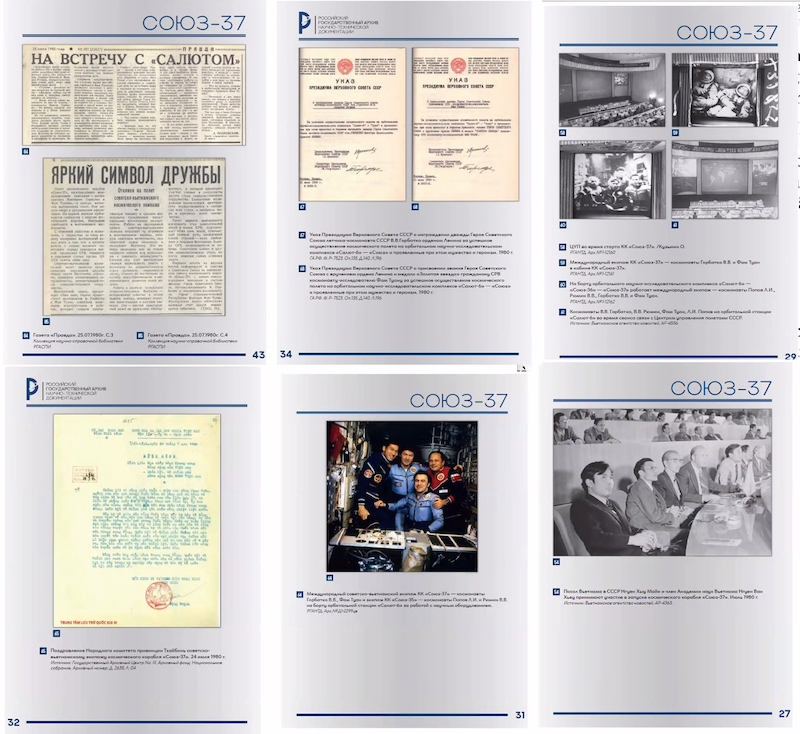 Ra mắt ấn phẩm kỷ niệm 40 năm chuyến bay lịch sử Xô-Việt -0