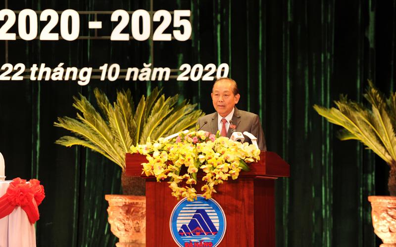 Khai mạc Đại hội Đảng bộ TP Đà Nẵng lần thứ XXII -0