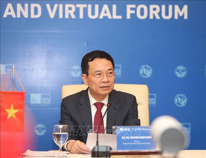 Việt Nam hỗ trợ và đồng hành cùng ITU xây dựng thế giới số -0