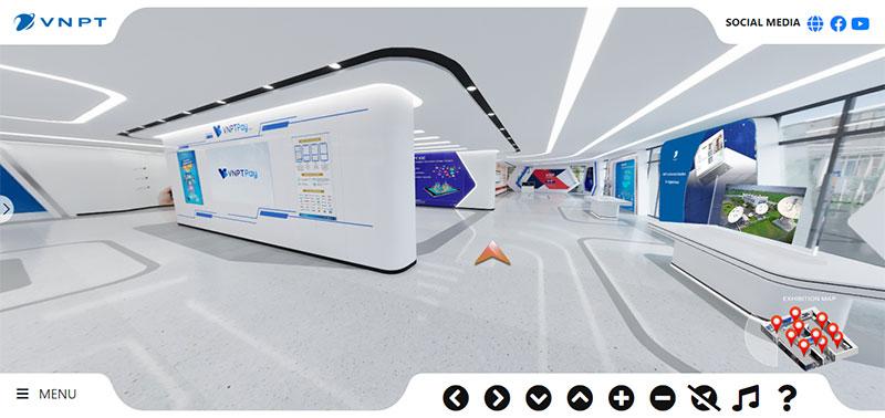 Loạt sản phẩm công nghệ số của VNPT tại triển lãm ITU Digital World 2020 -0