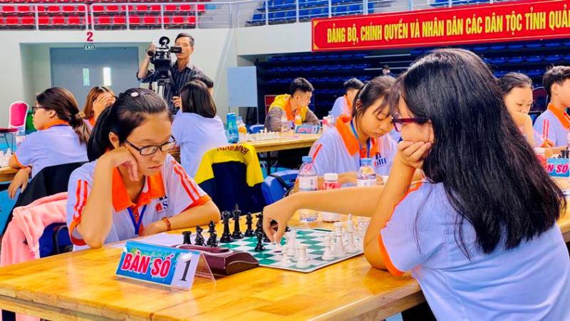 Giải vô địch cờ vua trẻ xuất sắc quốc gia năm 2020 -0