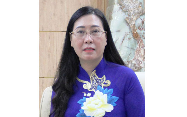 Đồng chíBùi Thị Quỳnh Vân tái đắc cử Bí thư Tỉnh ủy Quảng Ngãi -0