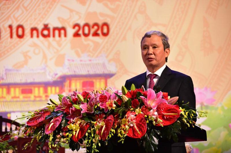 Bế mạc Đại hội Đại biểu Đảng bộ tỉnh Thừa Thiên Huế lần thứ 16 -0