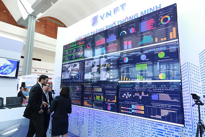 """VNPT trình diễn các giải pháp đô thị thông minh """"Make in Vietnam"""" tại ASEAN Smart Cities Summit & Expo 2020 -0"""